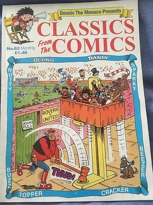 Dennis The Menace Classics From The Comics
