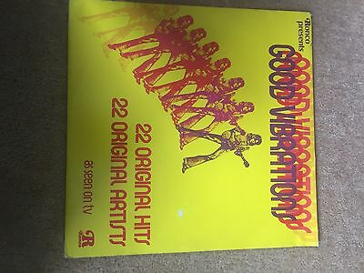 Ronco Presents Good Vibrations 1973 Vinyl Lp Compilation