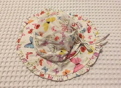 Toshi Girls Sun Hat Size XS as New