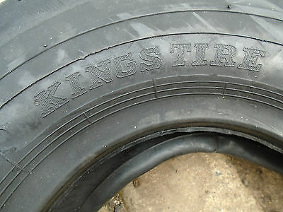 Pz Haybob Early Tyre And Tube 3.50-8