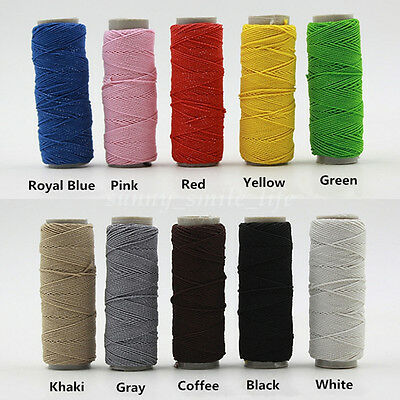 30 Meter Shock Cord Paracord Round Elastic Stretch Beading String 1mm Thread