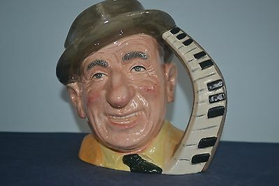 Large Royal Doulton Character Jug Jimmy Durante D6708