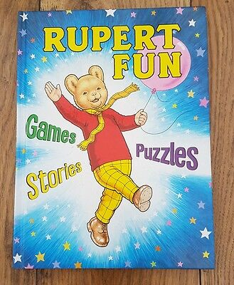 Express Books Rupert Annual 1988 in Excellent Condition