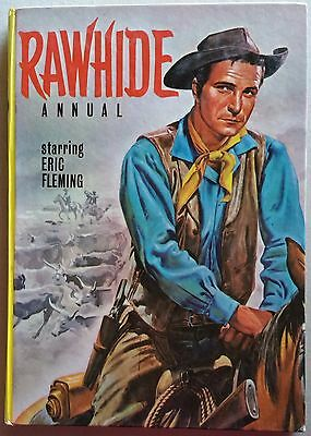 RAWHIDE ANNUAL 1963- very good condition