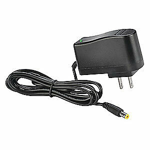 DICKSON Plug-In Charger,120/240VAC, R180