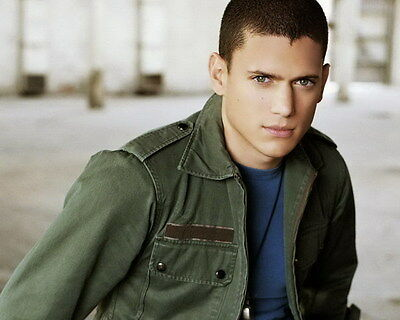 "017 Wentworth Miller - Prison Break American Actor 17""x14"" Poster"