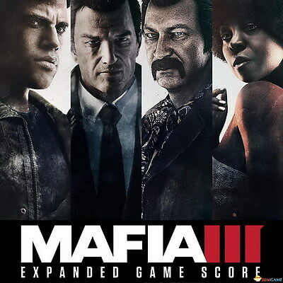 """004 Mafia 3 - Action Role Play Game 24""""x24"""" Poster"""