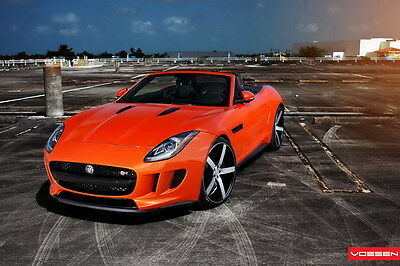 "031 Jaguar - F-TYPE XE XJ XFL Super Racing Car 36""x24"" Poster"