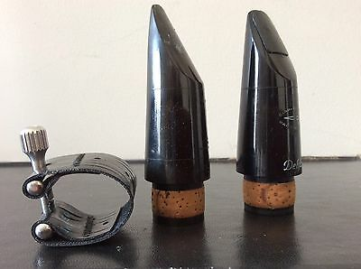 """Clarinet Mouthpieces - """"Expensive"""" Meyer  & Clark W Fobes Debut"""