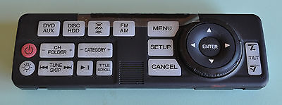 OEM 2011-2014 Honda Odyssey Rear Seat Entertainment DVD Remote Control NEW