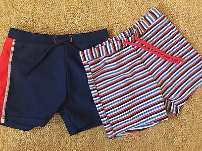 Boys MINI MODE swimming Trunks Shorts, 1-1.5 years, 12-18 Months, Immac Cond