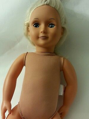 """1. Our Generation by Battat Doll -Long Blonde Hair, Blue eyes 18"""" - Excellent"""