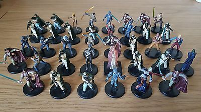 Star Wars Miniatures lot (including figures, cards, maps, tokens, etc.)