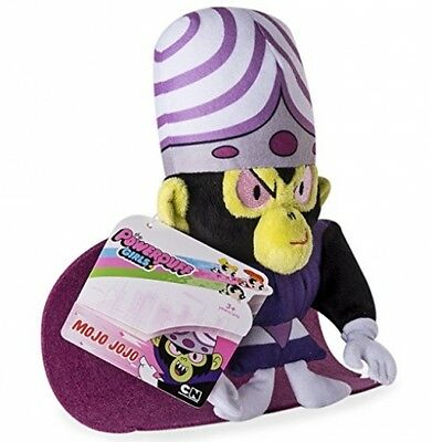 Powerpuff Girls - 8 Plush - Mojo Jojo By Power Puff Girls