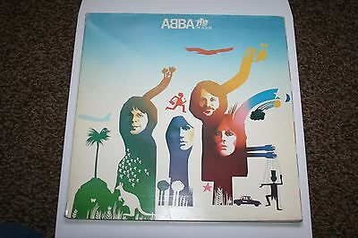 "Abba ""The Album"" Vinyl LP 1st press NrMint Condition (play tested)"