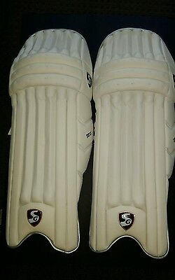 SG test batting pads