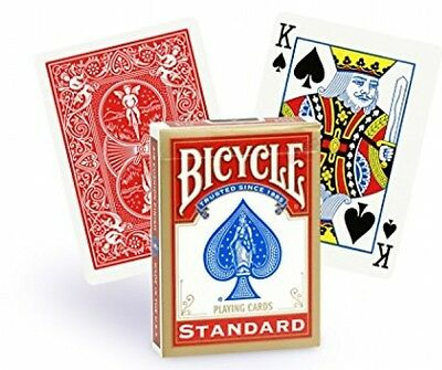 WPT World Poker Tour Bicycle Playing Cards Tournament-Inspired (Blue Back)