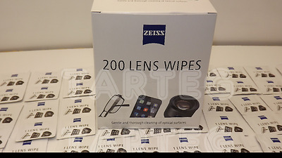 ZEISS LENS WIPES Pre-Moist Individual Sachets