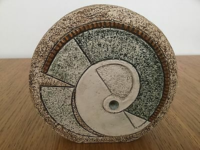 Stunning Unusual Piece Of Authentic Troika Medium Sized Wheel Immaculate!  Aw