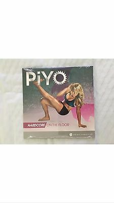 PIYO ON THE FLOOR WITH CHALENE 30 Min WORK OUT NEW, Sealed