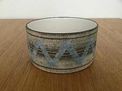 Lovely Superb Piece Of Authentic Troika Medium Sized Bowl Immaculate!   Lt
