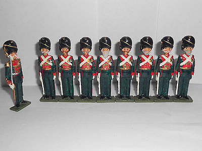 54mm toy soldiers Imperial Russia internal palace Guard Grenadiers.
