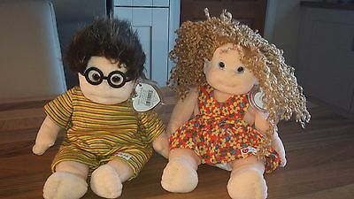 Ty Beanie Baby Kids Specs & Princess  - Cute Plush Collectables - New With Tags