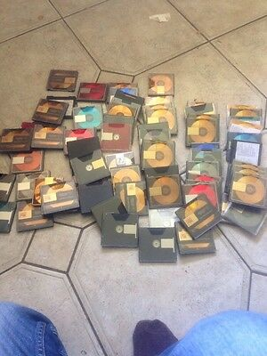 72 SONY And TDK PREMIUM USED BLANK RECORDABLE MINIDISCS.