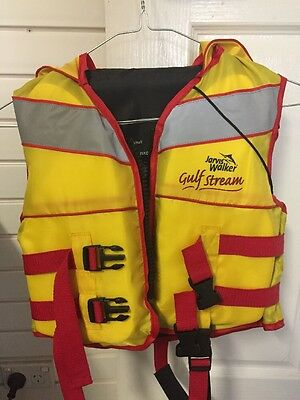 Jarvis Walker Gulf Stream Child's Life Vest Size X-Small