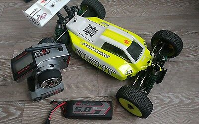 Voiture buggy losi 8eight brushless 1/8