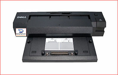 Dell PR02X PRO2X E-Port Plus Docking Station for Latitude Laptop USB 3.0