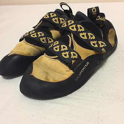 La Sportiva Katana Climbing Shoes - Size UK 6.5 Mens/ Womens Velcro