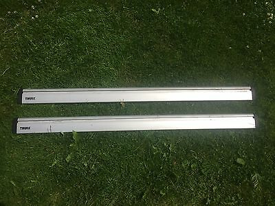 Thule 961 Rapid System Wing Bars 118cm