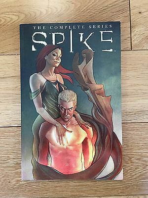 Spike: The Complete Series - IDW Publishing - Graphic Novel