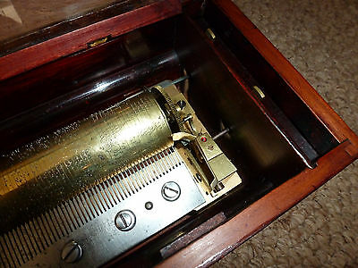 Ducommun-Girod Music Box