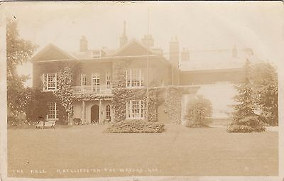 The Hall, Country House, Ratcliffe On The Wreake, Leicestershire. Rp, C1920.