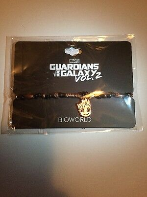 New Marvel Guardians Of The Galaxy -  Groot -  Bracelet