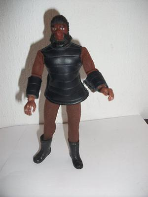 """Vintage MEGO 1974  PLANET OF THE APES SOLDIER APE 8"""" ACTION FIGURE DOLL  (1777)"""