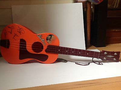 The Beatles Selco New Beat Guitar rare collectable