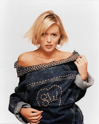 "Patsy Kensit Eighth Wonder Publicity Shot 10"" x 8"" Glossy Photographic Print"