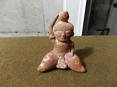 Antique,peru,amazon,female,effigy..artifact,excellent Condition