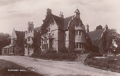 Rushden Hall, Country House, Northamptonshire. Rp, C1920.