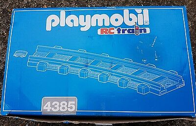 playmobil 4385 Curved Train Track