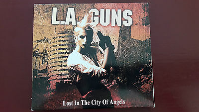 "L.A. GUNS- ""Lost in the City of Angels"" CD"