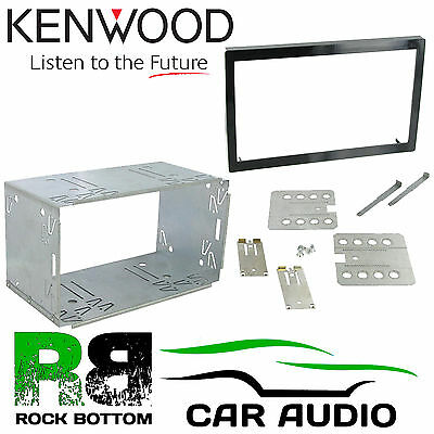 KENWOOD DPX-701U 100MM Replacement Double Din Car Stereo Radio Headunit Cage Kit