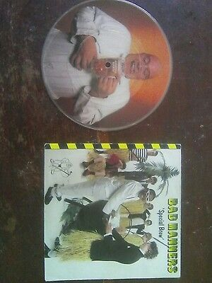 bad manners special brew picture disc