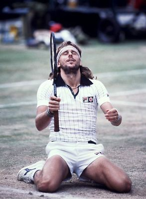 BJORN BORG TENNIS GREAT Poster - Choose a Size! A