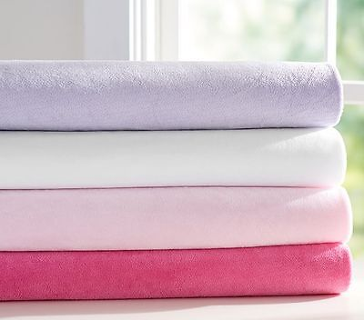 Potterybarn Kids CHAMOIS Queen Fitted Sheet