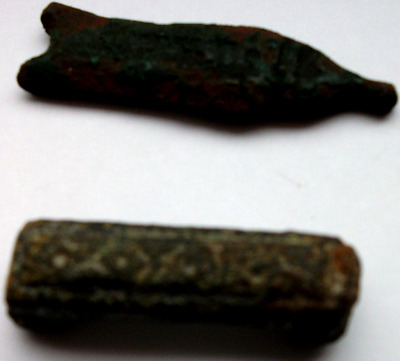 Metal Detecting Finds, Saxon/roman?