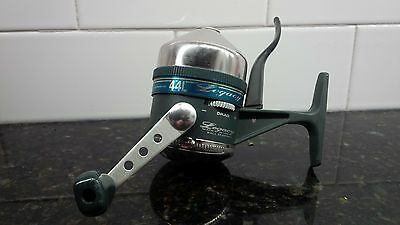 Zebco Legacy 44L Spinning Reel Excellent Made in USA